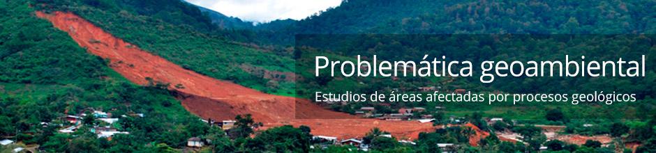 Problemática geoambiental